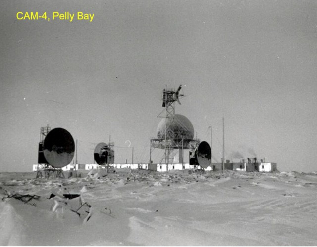 CAM-4, Pelly Bay, my first home-away-from home. 1960